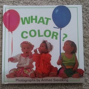 What Color? Book